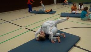 Akrobatiktraining