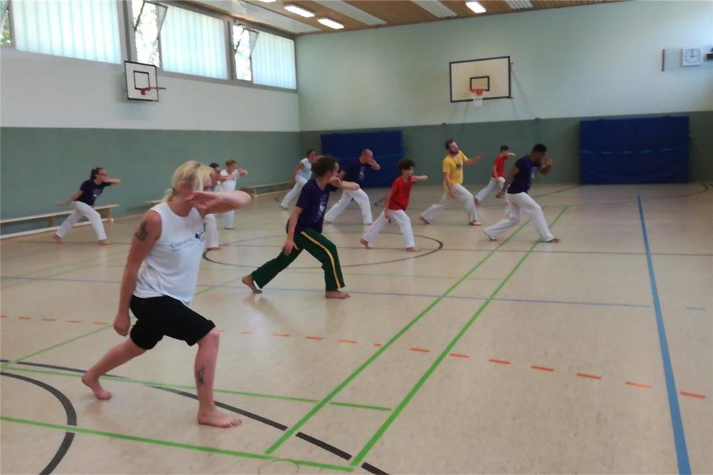 Ruhr Nachrichten Zeitung 30032019 Capoeira Palma De Bimba